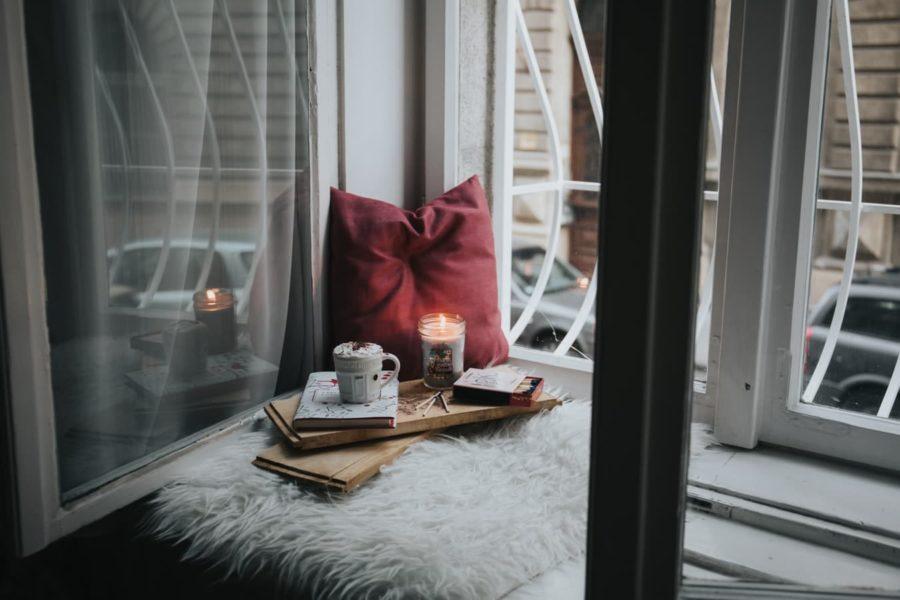 Décoration maison hiver