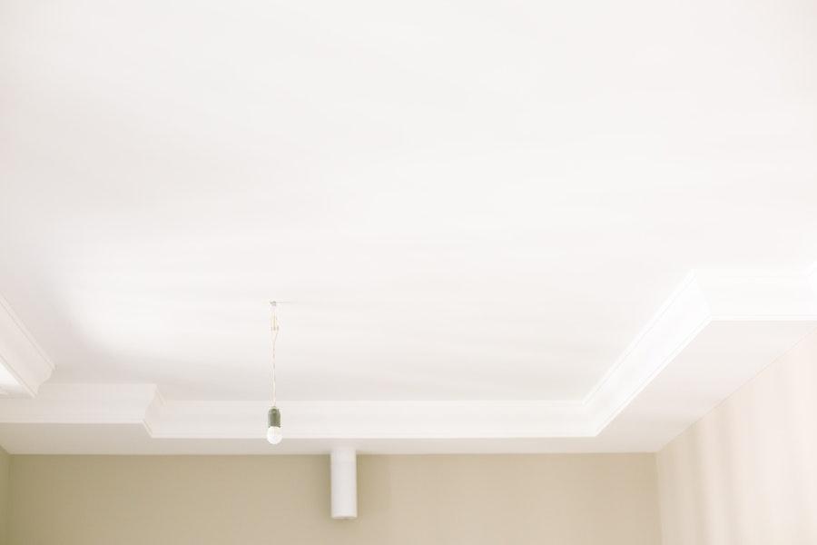 plafond classique maison