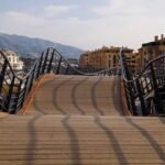 Architecture : pont en bois