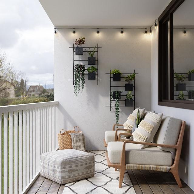 balcon cozy